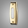 Nutone PB7LPB Wired Door Bell Push Button